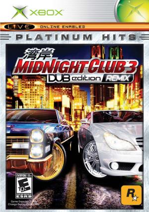 Midnight Club 3 : Dub Edition Remix sur Xbox