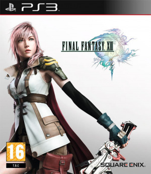 Final Fantasy XIII sur PS3
