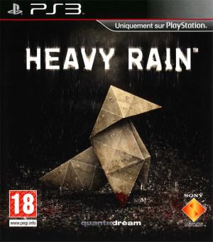 Heavy Rain sur PS3
