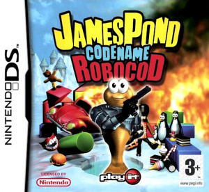 James Pond : Codename RoboCod