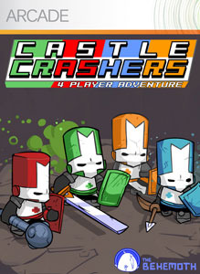 Castle Crashers sur 360