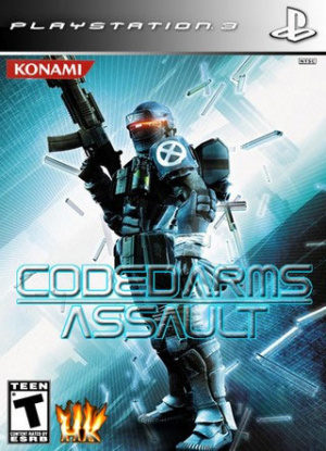 Coded Arms Assault sur PS3