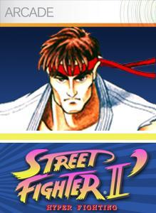 Street Fighter II' : Hyper Fighting sur 360