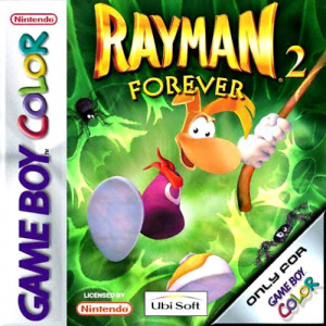 Rayman Forever sur GB