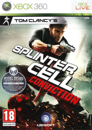 Splinter Cell Conviction sur 360