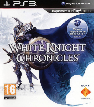 White Knight Chronicles sur PS3