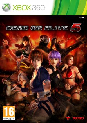 Dead or Alive 5 sur 360