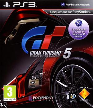 Gran Turismo 5 sur PS3