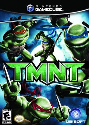 TMNT : Les Tortues Ninja sur NGC