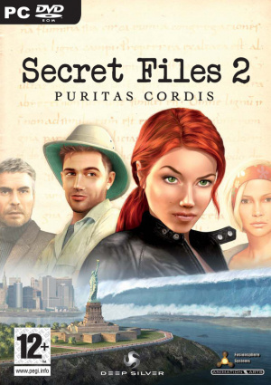 Secret Files 2 : Puritas Cordis sur PC