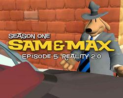 Sam & Max : Episode 105 : Reality 2.0 sur PC