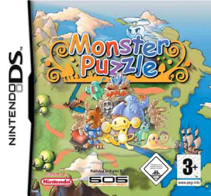 Monster Puzzle sur DS