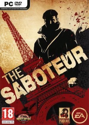 The Saboteur sur PC