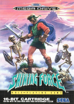 Shining Force sur MD