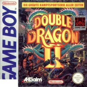 Double Dragon II : The Revenge sur GB