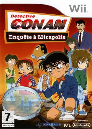 Détective Conan : Enquête à Mirapolis sur Wii