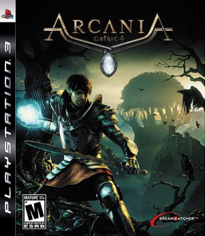 Gothic 4 : Arcania sur PS3