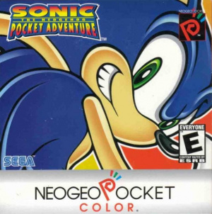 Sonic the Hedgehog : Pocket Adventure sur NGPocket