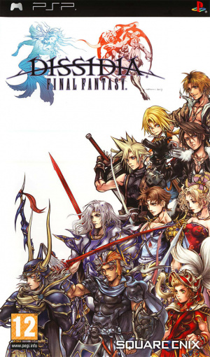 Dissidia : Final Fantasy sur PSP