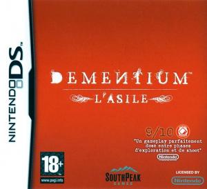 Dementium : L'Asile sur DS