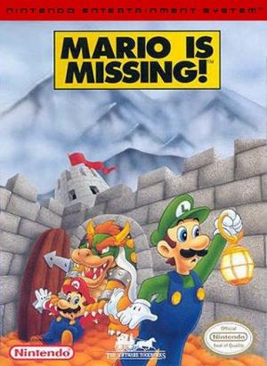 Mario is Missing ! sur Nes