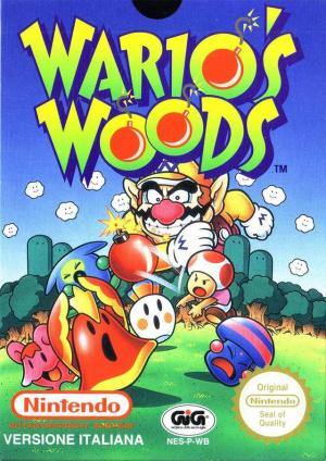 Wario's Woods sur Nes