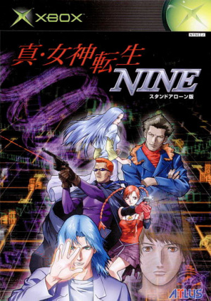 Shin Megami Tensei : Nine sur Xbox