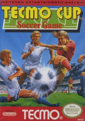 Tecmo Cup Soccer Game sur Nes