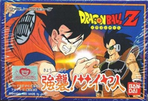 Dragon Ball Z : Assault of the Saiyans sur Nes