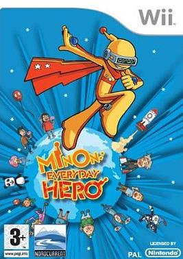 Minon : Everyday Hero sur Wii