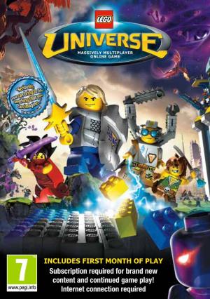 LEGO Universe sur PC