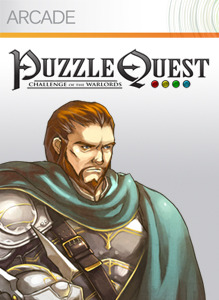 Puzzle Quest : Challenge of the Warlords sur 360