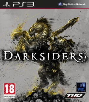Darksiders sur PS3