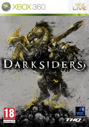 Darksiders sur 360