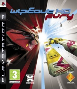 WipEout HD sur PS3