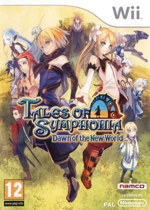 Tales of Symphonia : Dawn of the New World sur Wii