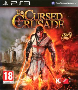 The Cursed Crusade sur PS3