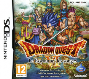 Dragon Quest VI : Le Royaume des Songes sur DS