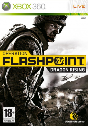 Operation Flashpoint : Dragon Rising sur 360