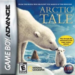 Arctic Tale sur GBA
