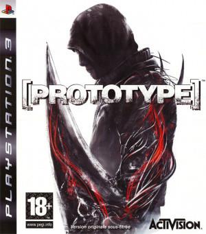 Prototype sur PS3
