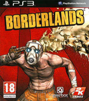 Borderlands sur PS3