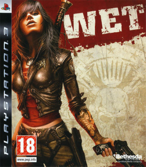 WET sur PS3
