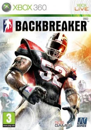 BackBreaker sur 360