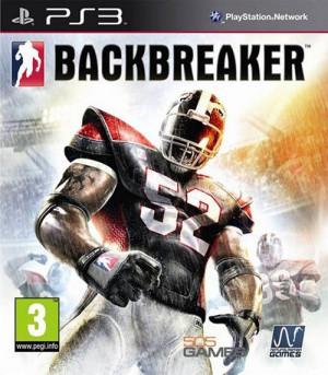 BackBreaker sur PS3