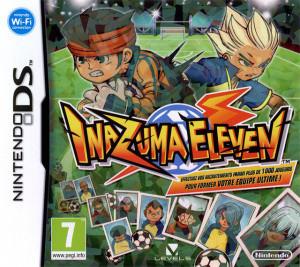 Inazuma Eleven sur DS