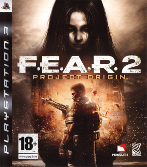 F.E.A.R. 2 : Project Origin sur PS3