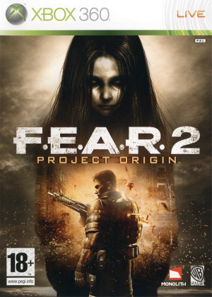 F.E.A.R. 2 : Project Origin sur 360