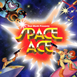 Space Ace sur DS