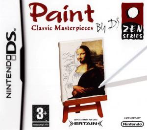Paint by DS : Classic Masterpieces sur DS